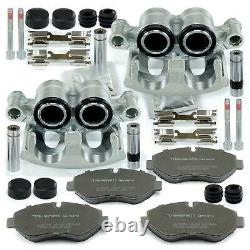 2x Bremssattel + Bremsbeläge vorne Mercedes-Benz Sprinter 906 VW Crafter 2E 2F