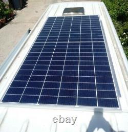 410W Solar Panel Campervan Mercedes Sprinter & VW Crafter Camper Boat Off-Grid