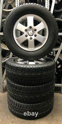 4 Orig Mercedes-Benz Winterräder 235/65 R16 Sprinter W906 VW Crafter A0004017104