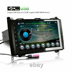 9 Car Stereo GPS SAT NAVi Head Units DAB+Radio Bluetooth for Mercedes Sprinter