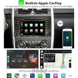 Android 10.0 Car Stereo DAB+Satnav Mercedes Benz A/B Class Vito Viano VW Crafter