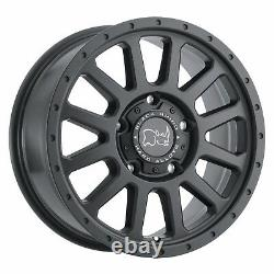 Black Rhino Havasu 8x18 6x130 Felgen Mercedes Sprinter Vw Crafter