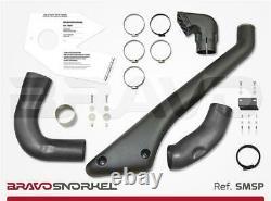 Bravo Snorkel Ansaugschnorchel für Mercedes Sprinter 906 + VW Crafter