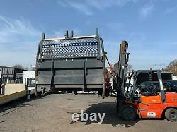 CHOICE MERCEDES SPRINTER + VW CRAFTER LWB DROPSIDE BODIES + or TAIL LIFT