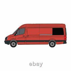 Crafter (07-18) Mercedes Sprinter (06-20) Passenger Side LWB + XLWB Rear Window