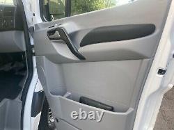 Crafter Cr35 2015 (15) 109 Lwb White Panel Sprinter Mercedes