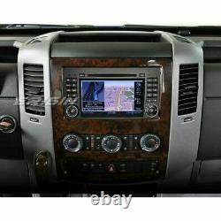 DAB+Autoradio Mercedes Benz A/B Klasse GPS Navi Sprinter Vito Viano Crafter W639