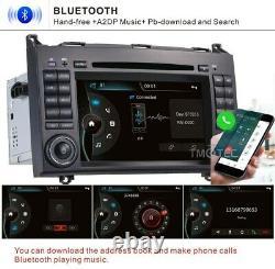 DAB+ GPS Stereo Mercedes Benz A/B class W169 W245 Sprinter Vito Viano VW Crafter