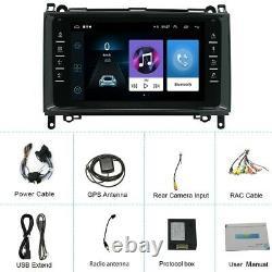 For Mercedes Benz A B Class Vito Viano Sprinter Car Radio Stereo DAB GPS Sat nav