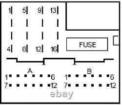 Freisprecheinrichtung kX-2 Mercedes NTG2.0 für A B C G M Smart Forfour Bluetooth