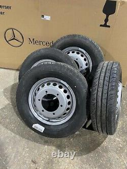 Genuine Mercedes sprinter. VW crafter 205.75. R16C Twin wheel x4 W907 2018 2021