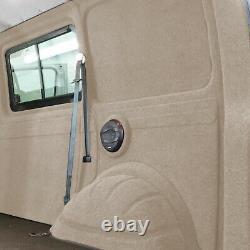 Innenverkleidung Verkleidung Filz Vlies Beige 10x2m passend für VW T6 T5 T4
