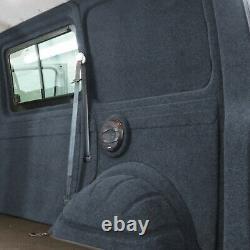 Innenverkleidung Verkleidung Filz Vlies Schiefer 10x2m passend für VW T6 T5 T4