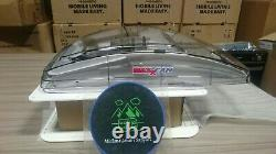 MAXXFAN Clear tint TOP DELUXE ROOF VENT Fan Vw crafter mercedes sprinter camper