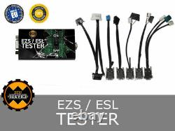 Mercedes EZS \ ESL Tester VW CRAFTER, SPRINTER IGNITION LOCK