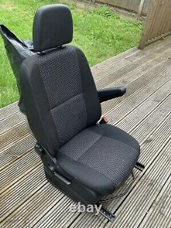 Mercedes Sprinter 2006-2019 (Also fits on VW Crafter) Driver Seat with armrest