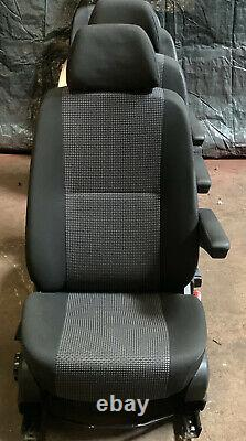Mercedes Sprinter Driver Seat With Arm Rest. Fit Sprinter & VW Crafter 2006-2018