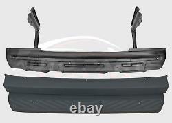 Mercedes Sprinter Rear Bumper Step Metal Bracket + Plastic Cover 2006 2018