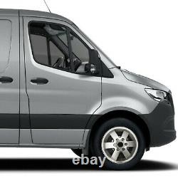Mercedes Sprinter VW Crafter 6x130 Van Commercial Rated Alloy Wheels Silver 16