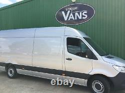 Mercedes Sprinter VW Crafter MWB LWB Privacy Fixed Window Supplied and Fitted