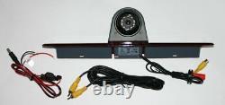 Mercedes Sprinter, VW Crafter Rear Brake Light Sony CCD Reversing Camera Kit