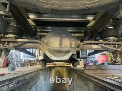 Mercedes Sprinter, Volkswagen Crafter, 2006-2018 Air suspension kit (NEWEST TECH.)