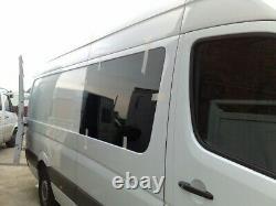 Mercedes Sprinter/ Volkswagen Crafter side windows, privacy tint supplied & fit