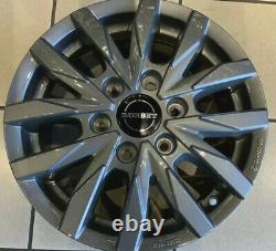 Mercedes Sprinter & Vw Crafter 6x130 16 Alloy Wheels Motor Home