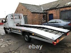 Mercedes sprinter VW Crafter Recovery Truck Body Car transporter Beavertail