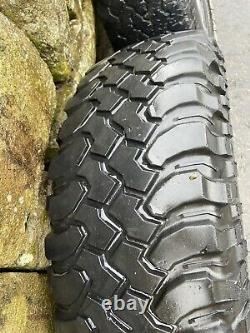 Mercedes sprinter / vw crafter Off Road Wheels And Tyres