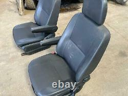Mercedes sprinter/ vw crafter captain seats in very good condition, out of 2010