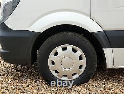 Set of 4 (16) wheel trims, Hub Caps to fit Mercedes Sprinter