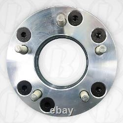 USA 6x130 to 5x112 (Mercedes Sprinter VW Crafter) Wheel Adapters / 2 Spacers