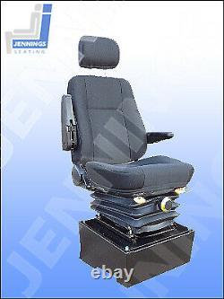 VW Crafter Mercedes Sprinter 07-18 Comfort Driver's Suspension Seat with Low Box