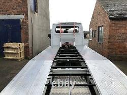VW Crafter Mercedes sprinter Recovery Truck Body Car transporter Beavertail