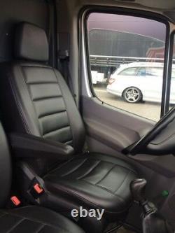 VW Crafter W906 Mercedes Sprinter Passform Sitzbezüge Autositzbezüge Kunstleder