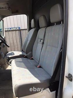 Vw Crafter / Mercedes Sprinter Double Passenger Seat & Seat Base