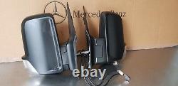 X2 Genuine Mercedes Sprinter. Vw Crafter Wing Mirrors & Parking Sensors